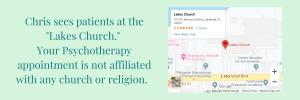 Lakeland Jungian Psychotherapy Map